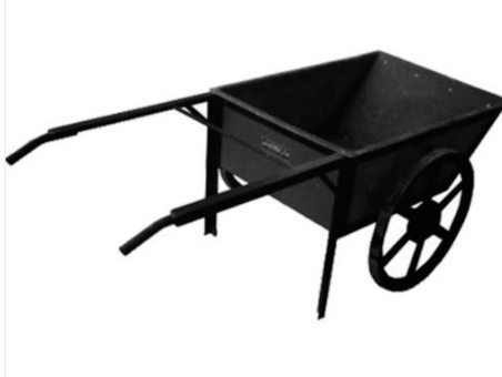 Hand Cart For transportation of Solid waste