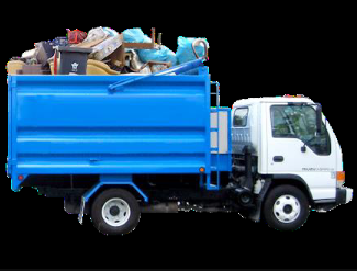 Tipper Truck for Transportation of Solid Waste