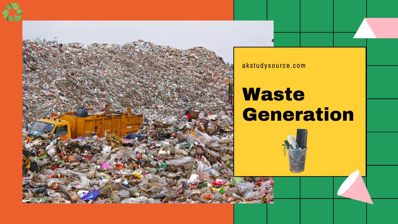 Waste Generation 01