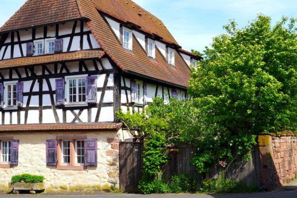 truss, fachwerkhaus, historically