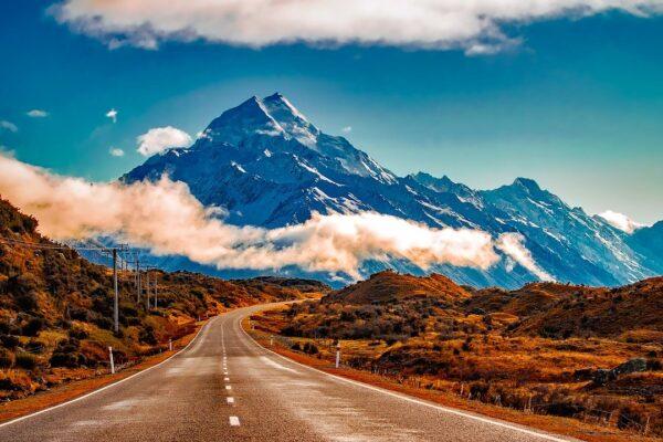 new zealand, landscape, mountains